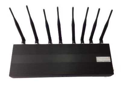 研腾YT-A8八路手机信号屏蔽器